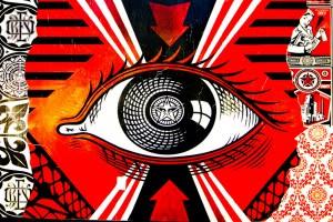 2011 : PISTAGE DES CITOYENS : SATELLITES, CAMERAS, SCANNERS, BASES DE DONNEES, IDENTITE & BIOMETRIE Surveillance-oeil