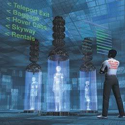 MESSAGES POUR NOTRE TEMPS... Teleportation