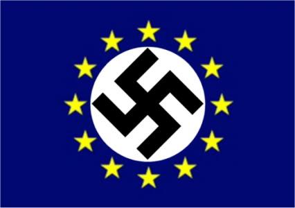 NOUVEL ORDRE MONDIAL : DE QUOI SE COMPOSE-T-IL, ET QUELS SONT SES BUTS ? - Page 15 Ue-nazi