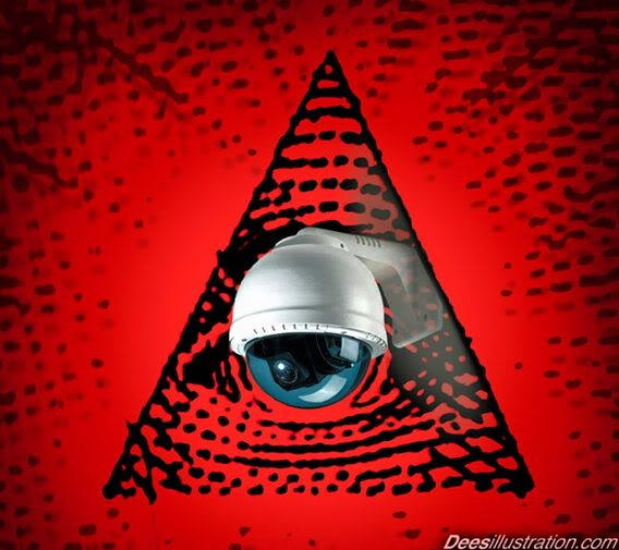 2011 : PISTAGE DES CITOYENS : SATELLITES, CAMERAS, SCANNERS, BASES DE DONNEES, IDENTITE & BIOMETRIE Videocamera_NWO