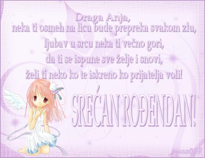 Srecan rodjendan draga ANJA ! Anja-1