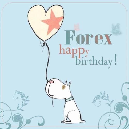 forex  sretan ti rodjendan Forex