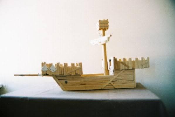 Da Hogwasha - and other Orc Pirate Ships! WIPDaHogwasha