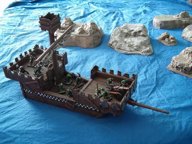 Da Hogwasha - and other Orc Pirate Ships! Hogwasha988rt