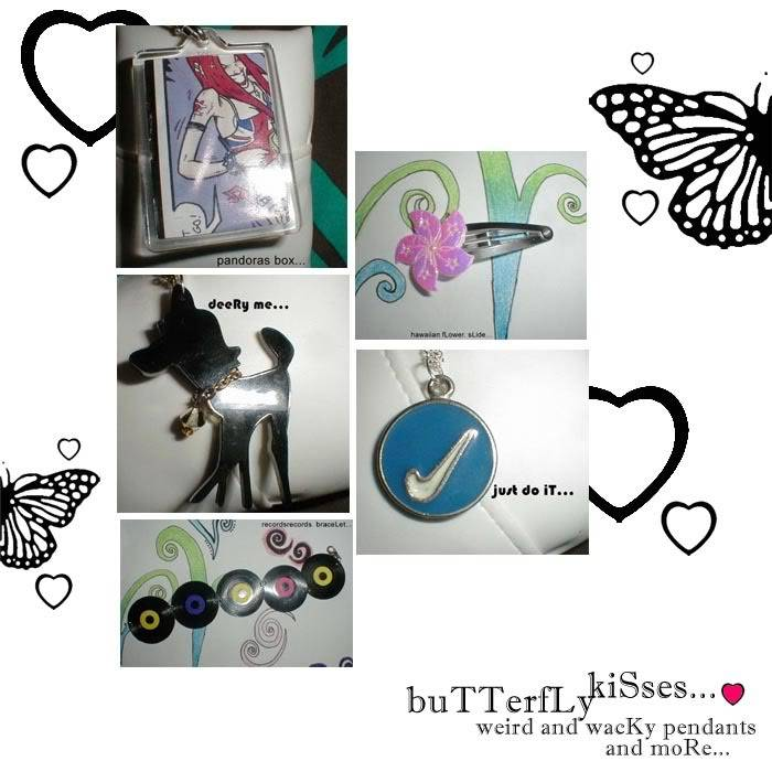 my jeweLLery and other creations... Newstuff5