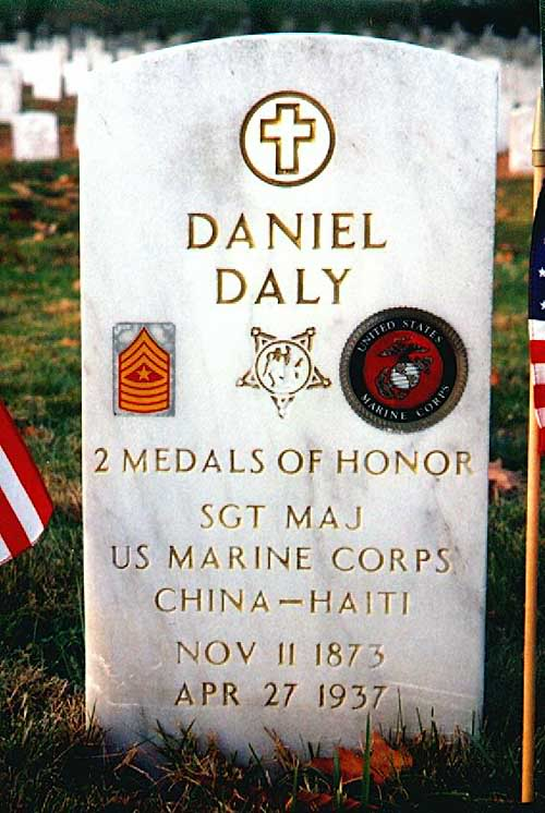 Daniel Daly DanDalyMarker