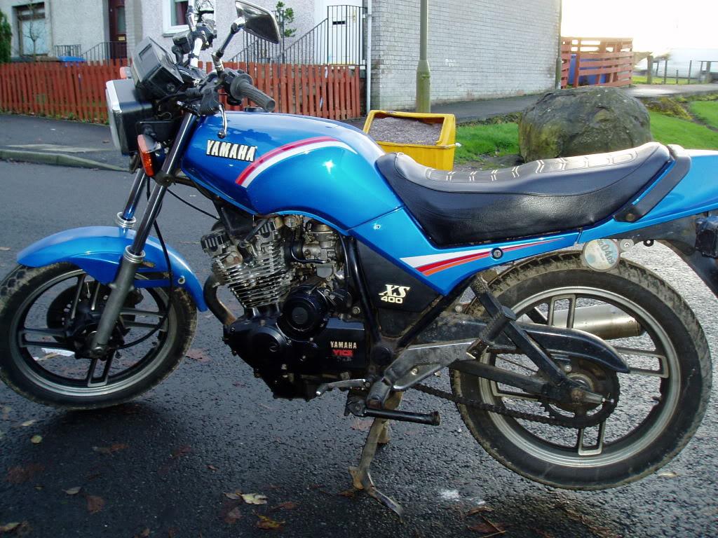 my new (old) XS400 PB120010