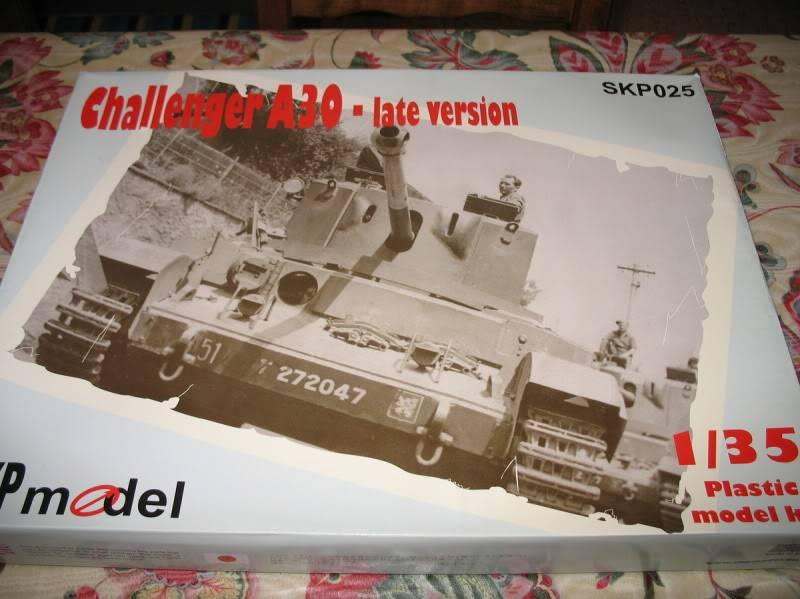 Challenger SKP 1/35e Mes-Images2_4525