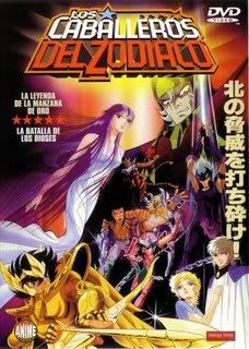 Caballeros del Zodiaco Serie Completa + Películas 765