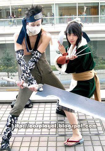 que es cosplay? y su historia. Narutozabuza8oh