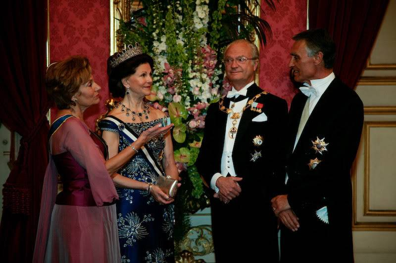 Carlos Gustavo XVI y Silvia - Página 2 _I6K8468
