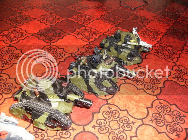 Vente Garde Impériale peinte HPIM1842