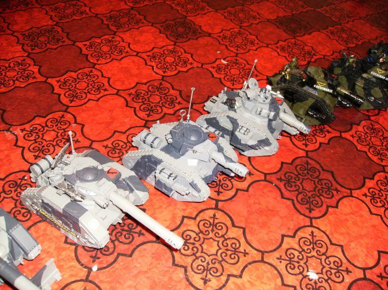 Vente Garde Impériale peinte HPIM1843