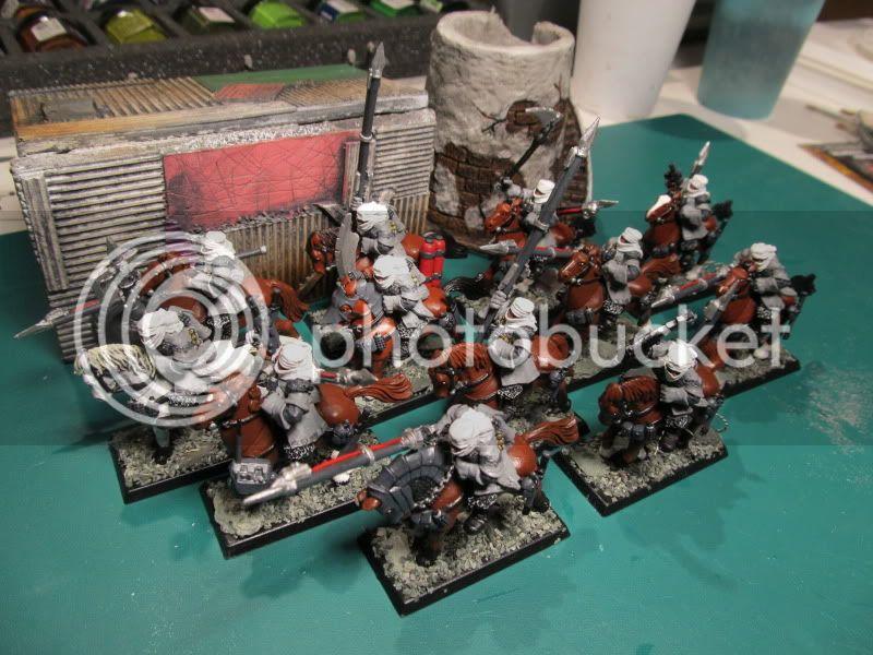 Vente Garde Impériale peinte IMG_0784