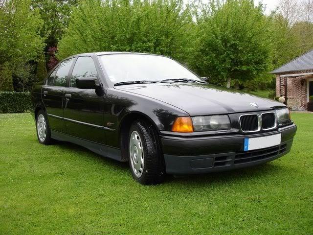 [BMW 316 i E36] Transformation en Worldline Vike316stock