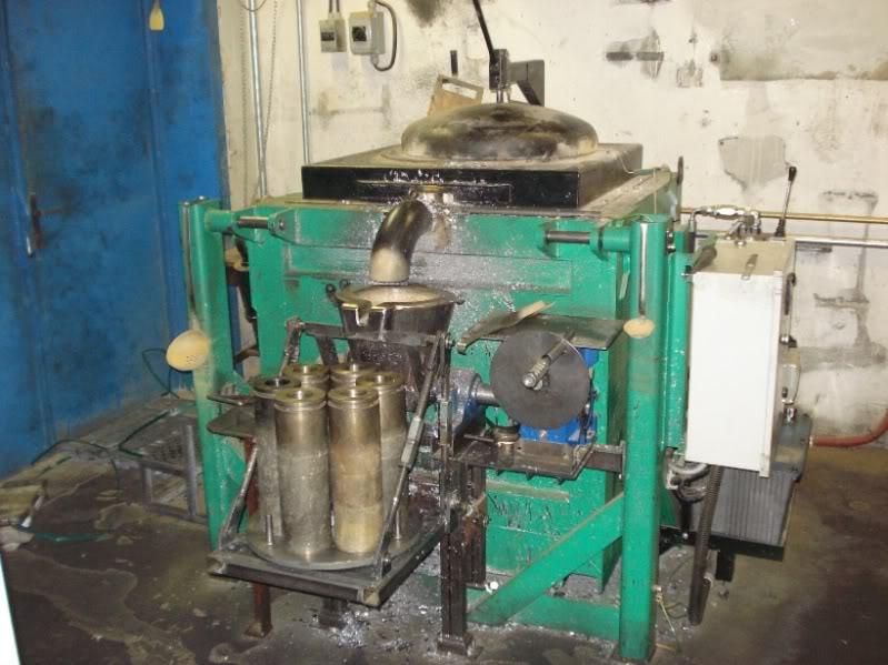 Visita a Fábrica da JSB (Fabricante Tcheco dos melhores chumbos do mundo) DSC08897p
