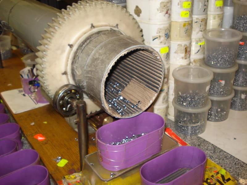 Visita a Fábrica da JSB (Fabricante Tcheco dos melhores chumbos do mundo) DSC08914