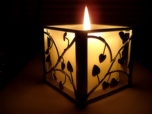 If you could light a candle today Candlegif