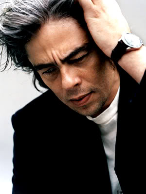 Benicio the Lord Whom Gave it All Away for the Theatre 45
