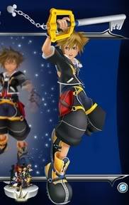 Kingdom Hearts FC Sora