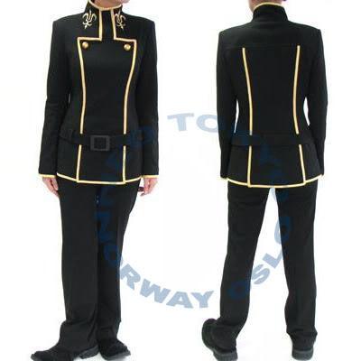 [Code Geass] [Lelouch] [Sch. Uni] Uniform