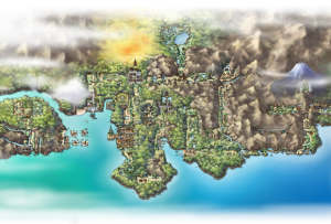 Regiones MapaJotho