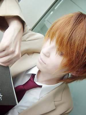 Cosplay Death Note 2