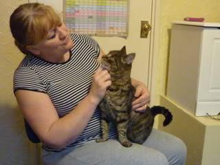 Ella, spcial female cat needing home, Nottingham El6