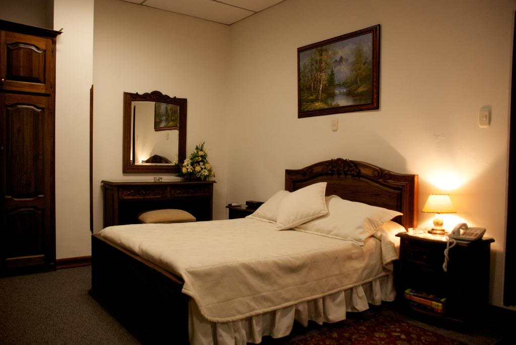 El dormitorio Suite