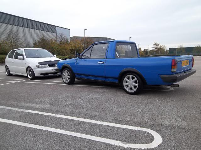OEM+ '85 Polo Caddy conversion 100_0944