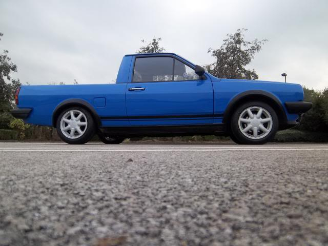 OEM+ '85 Polo Caddy conversion 100_0949