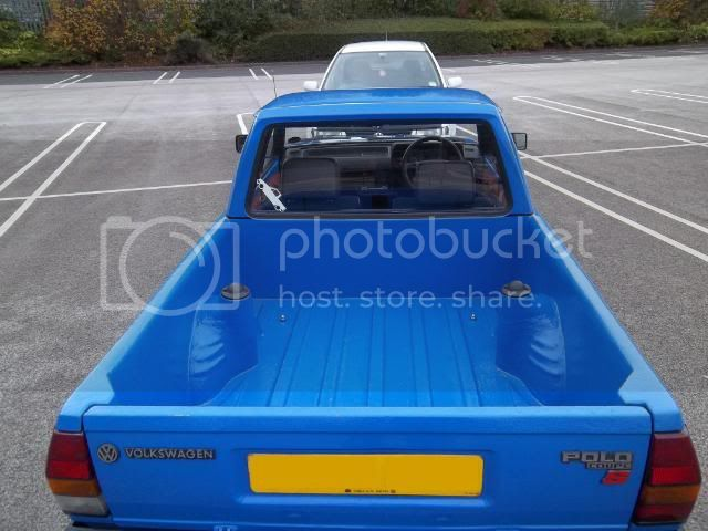 OEM+ '85 Polo Caddy conversion 100_0956