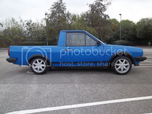 OEM+ '85 Polo Caddy conversion 100_0957