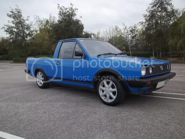 OEM+ '85 Polo Caddy conversion 100_0961
