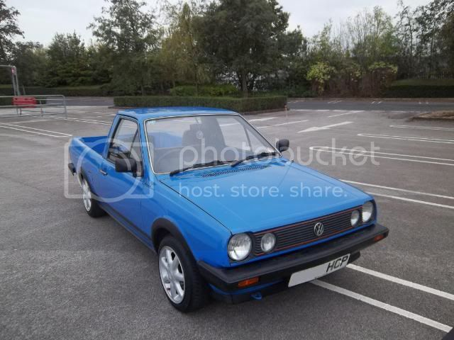 OEM+ '85 Polo Caddy conversion 100_0963