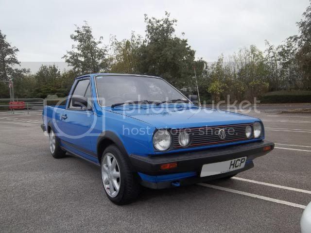 OEM+ '85 Polo Caddy conversion 100_0964