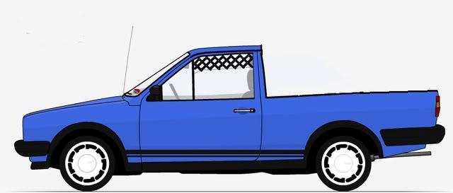 OEM+ '85 Polo Caddy conversion PoloCaddy