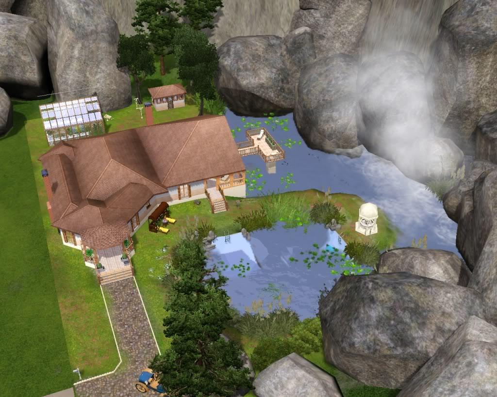 La Casa de la Cascada Screenshot-320