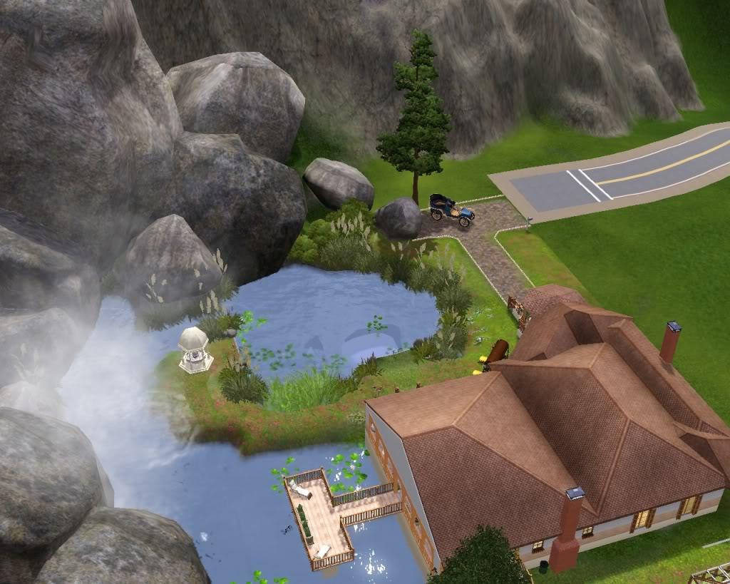 La Casa de la Cascada Screenshot-322