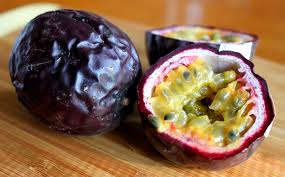 Photos of not-so-common foods fed -- Fun Fruits and Vegetables Passionfruit_zps27d38752