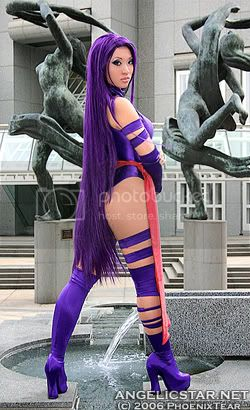 Women In Costume - Page 6 Psylocke_cosplay