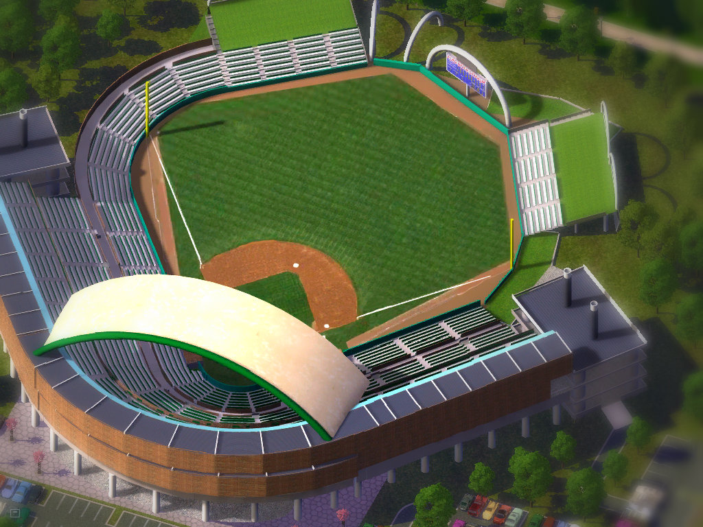 Yorktown Bids for the Simlympics Baseball-1