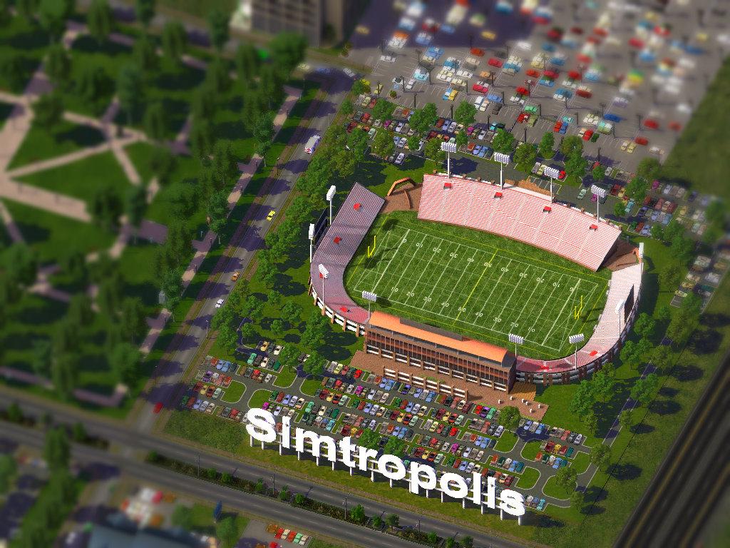 Yorktown Bids for the Simlympics Football-1