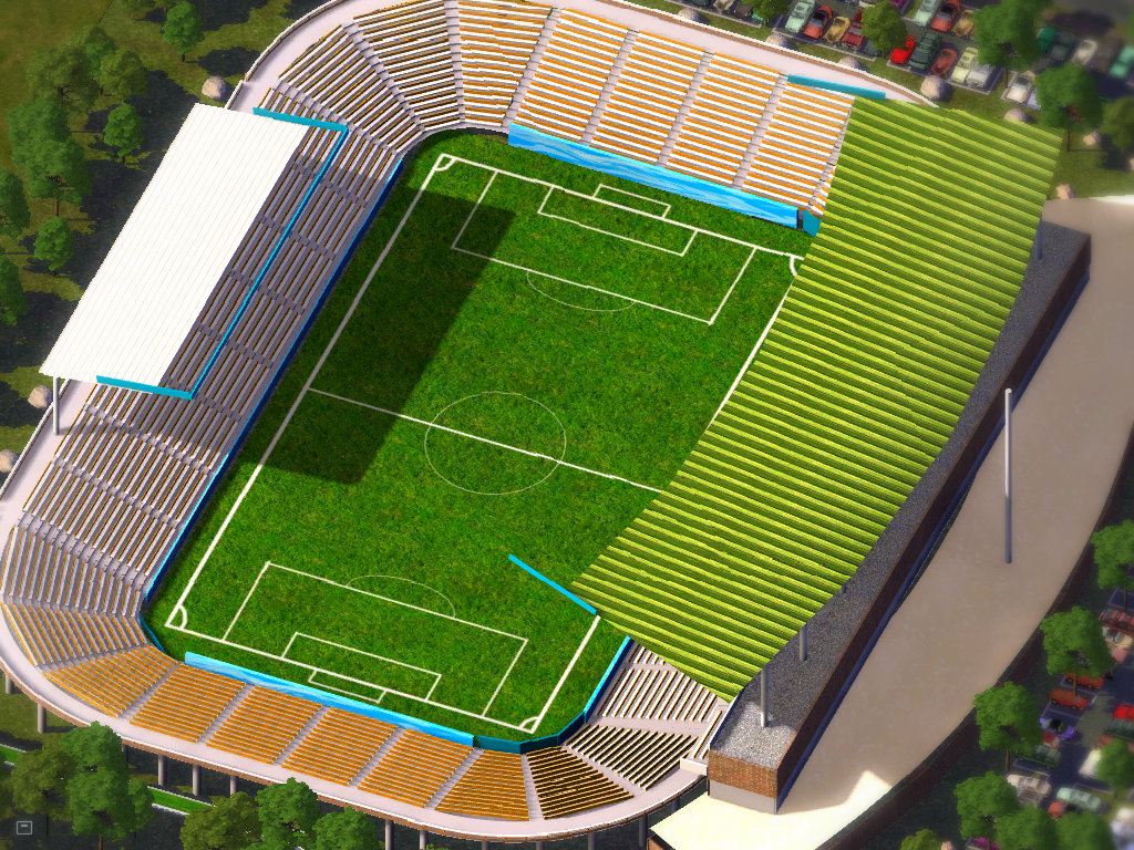 Yorktown Bids for the Simlympics Soccer-1