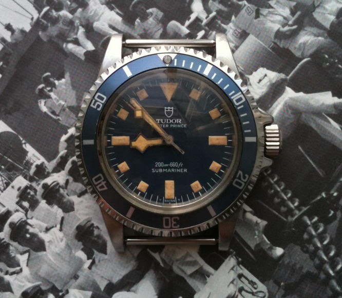 tudor - Tudor Marine Nationale 19772