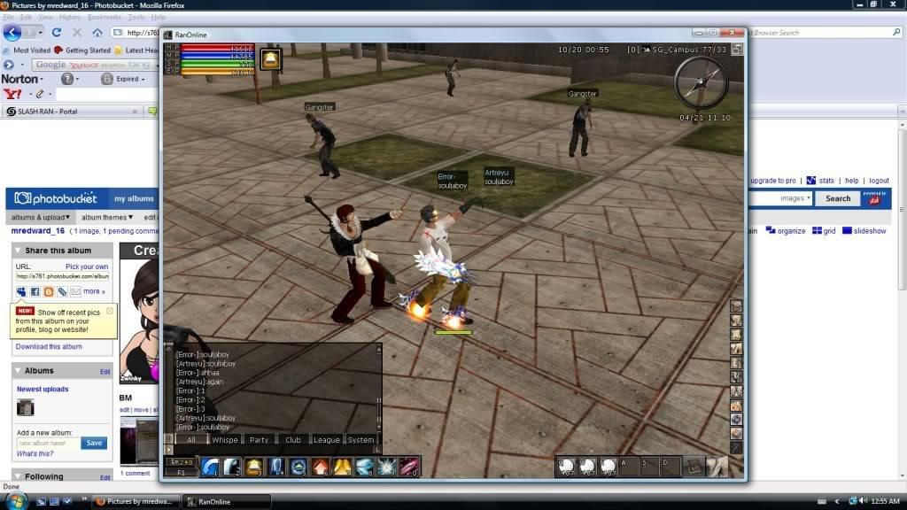 hahaha enjoy dancing with artreyu!.. ^^ 2046200910200055000