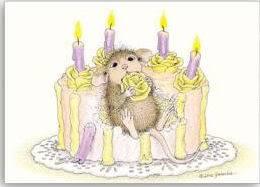 HAPPY BIRTHDAY MRS. BEACH!! B264V