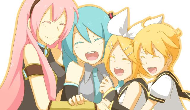 Galería de imágenes de Vocaloid [Sólo imágenes] 68634487
