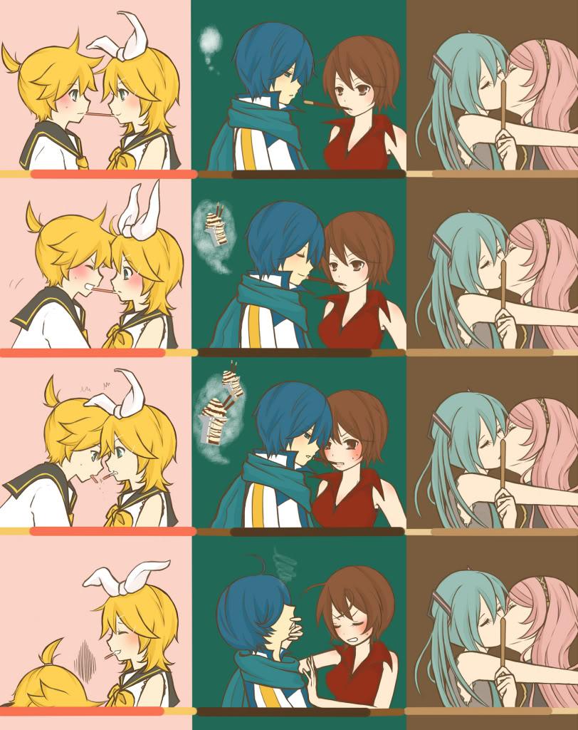 Ppp... AARGH ! Kissingchart