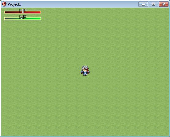 Ayuda Busco HUD simples RPG Maker ACE HUD